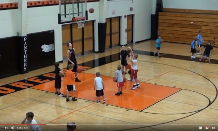 1st thru 4th grade shooting drills